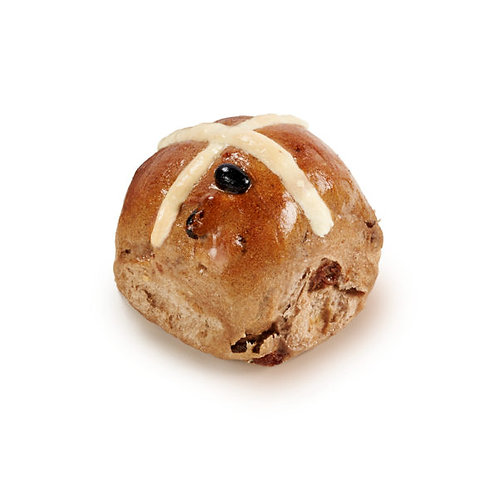 Sourdough Hot Cross Bun