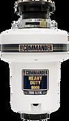 Commander model 8000
