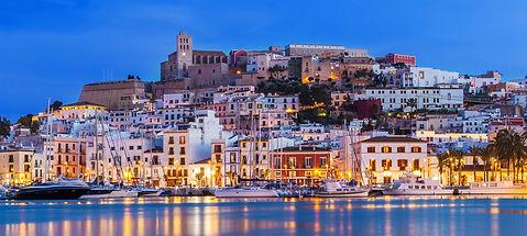 Ibiza Urlaub Privatjet