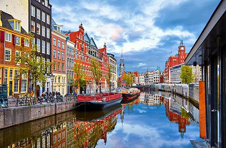 Amsterdam Citytrip Privatjet