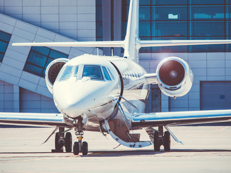 Live your dream - fly by private jet to your holiday destination