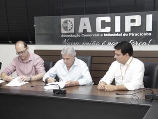 Acipi assina convênio com a MRV.