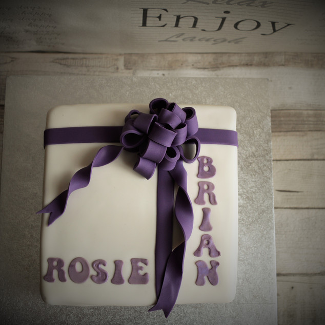Present purple