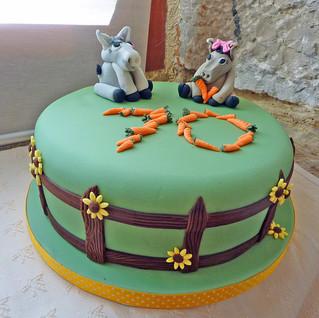 Donkeys 70