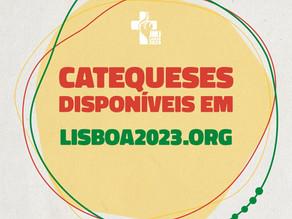 Catequeses - JMJ 2023
