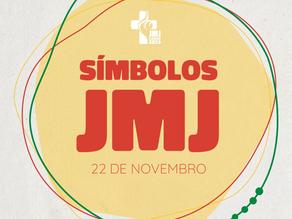 Portugal recebe símbolos da JMJ