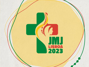 Logótipo JMJ 2023
