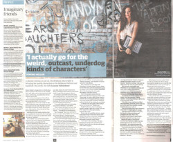 Courier Mail Profile Article
