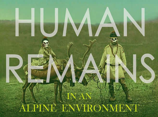 Human Remains in An Alpine Environment P