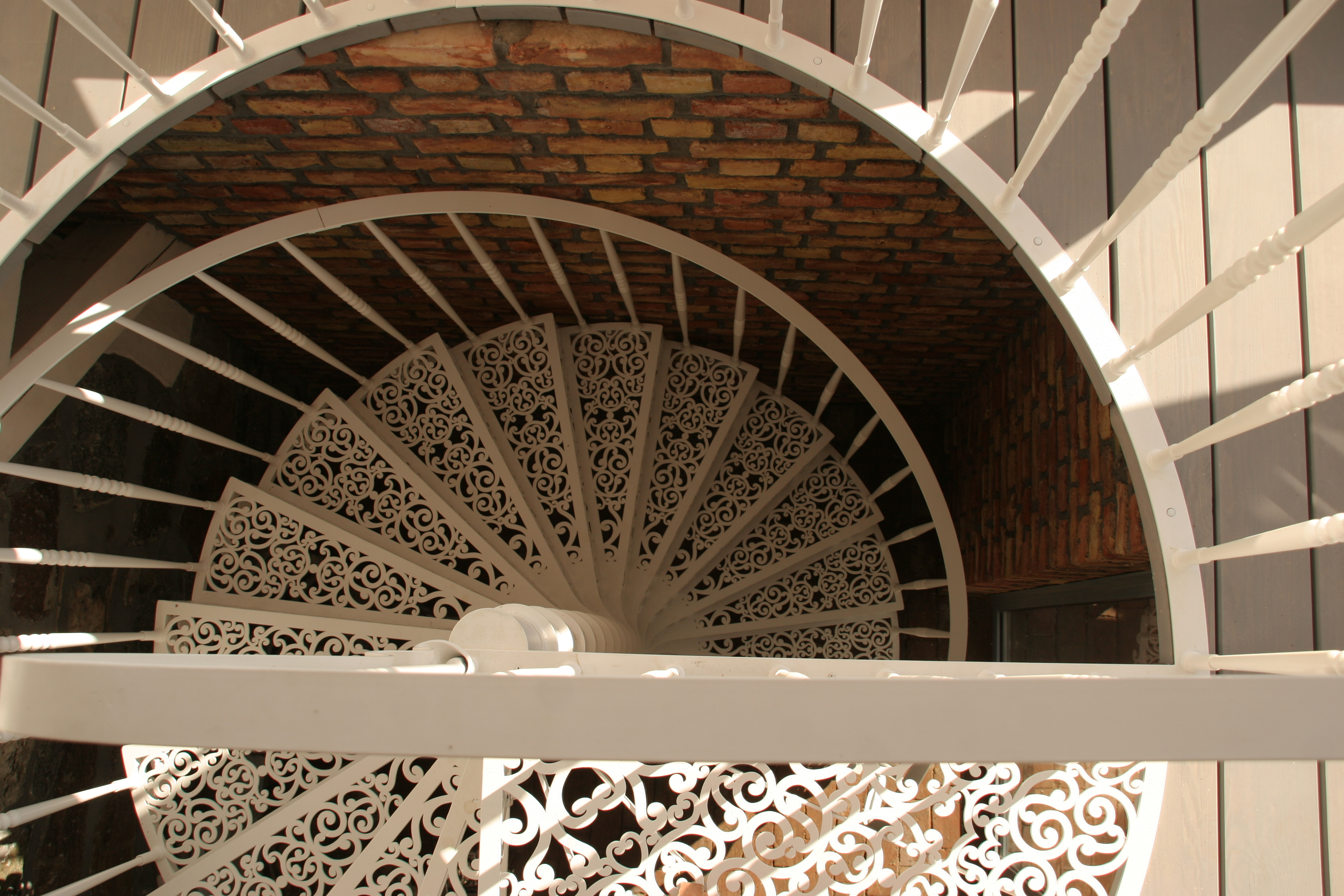 schody kręcone VIZIA