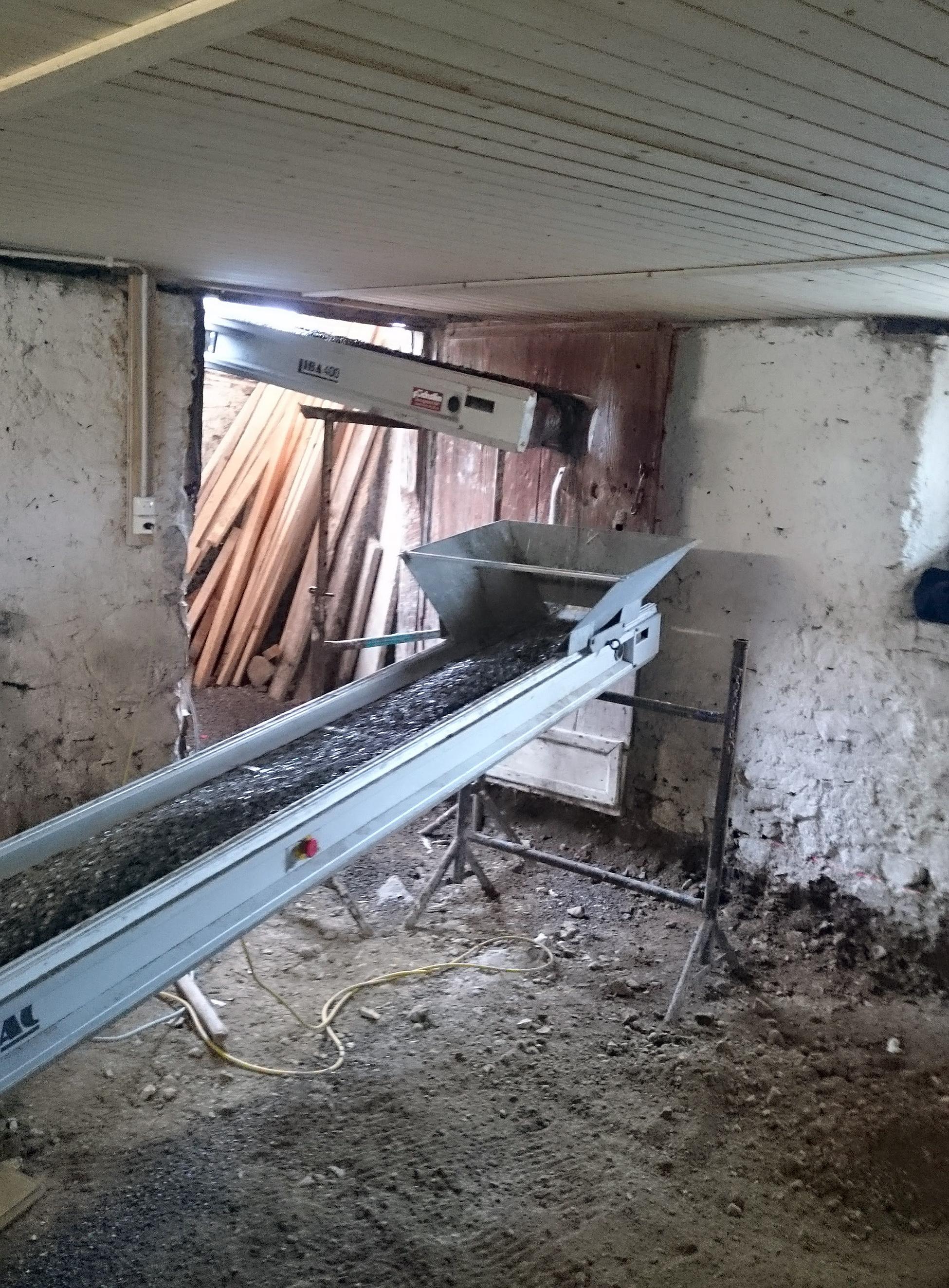 Kellersanierung LussiBau