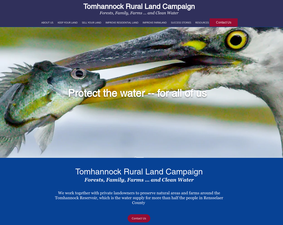 Tomhannock Rural Land Campaign