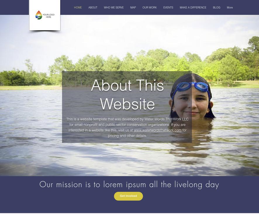 Client Template Site