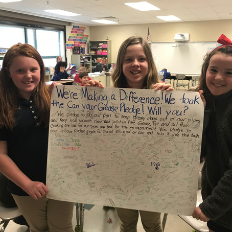 15,000 sign the Great Schools Clean Streams pledge to keep New Castle County's environment clean