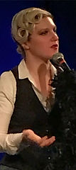 April Leonhard, Two-Time Cabaret Showdown Champion
