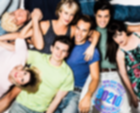 Cuddle puddle with the dreamy cast of Off-Broadway's newest hit musical, Bob and Tobly McSmith's 90210! The Musical, the unauthorized parody. Featuring Caleb Dehne, Seth Blum, Thadeus Kolwicz, Alexis Kelley, Landon Zwick, Alan Trinca, and Ana Marcu