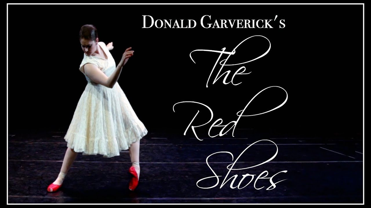 Donald Garverick's: The Red Shoes