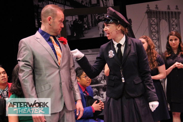 Guys and Dolls 'Gangsta's Pair-a-Dice' Cast