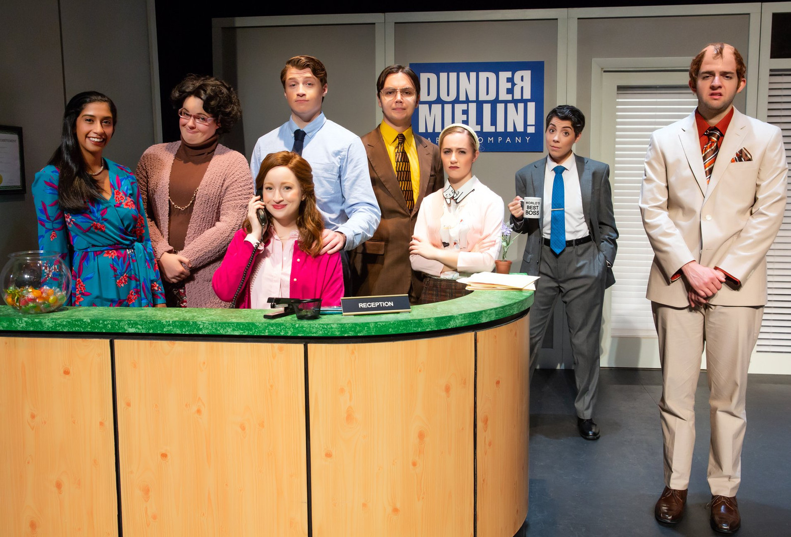 The Cast of The Office! A Musical Parody 2019-2010 North American Tour