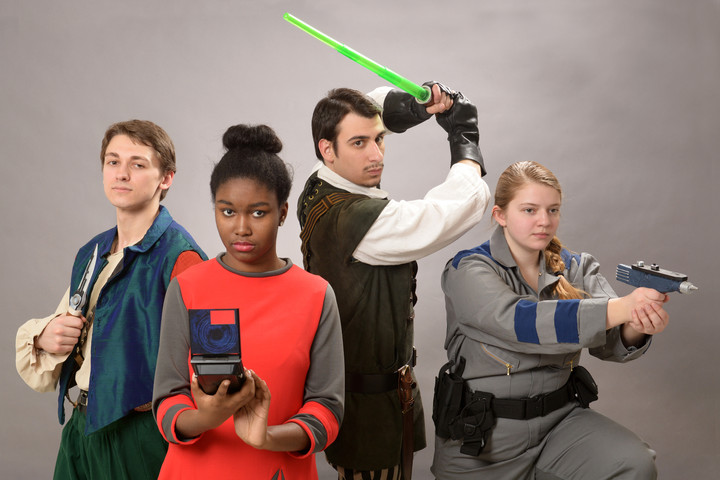 Space Pirates of Planet Penzance Press Pic