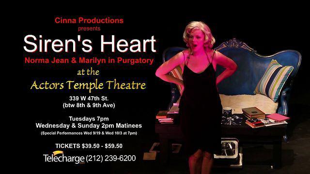 Siren's Heart Poster