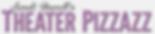 Sandi Durell's Theate Pizzazz logo