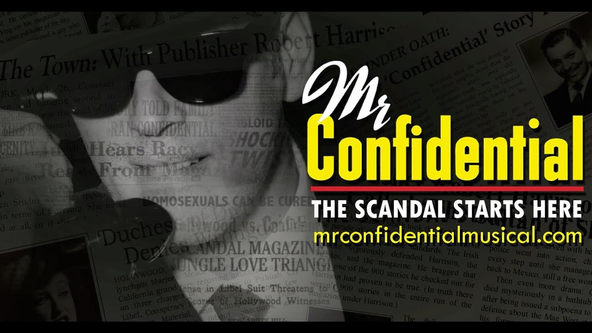 Mr. Confidential Sizzle Reel