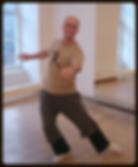 Photo of Donald Garverick teaching theatre dance at Dance New Amsterdam