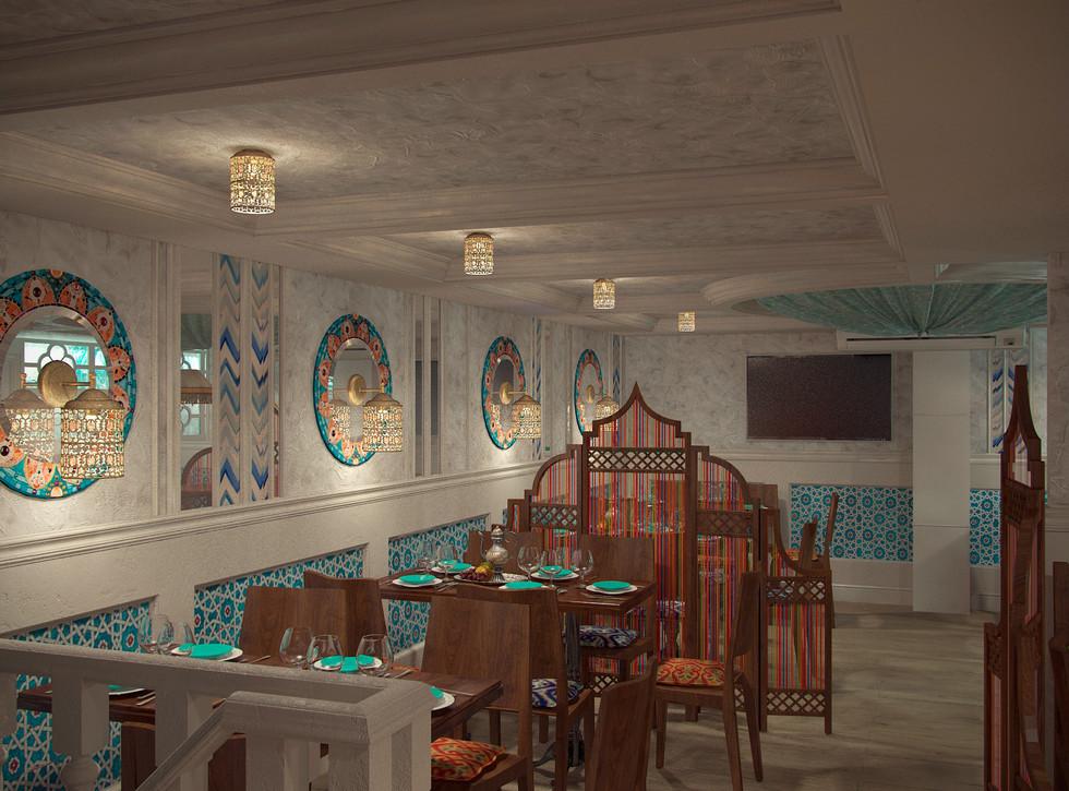 Кафе Samsabar, Мытный двор