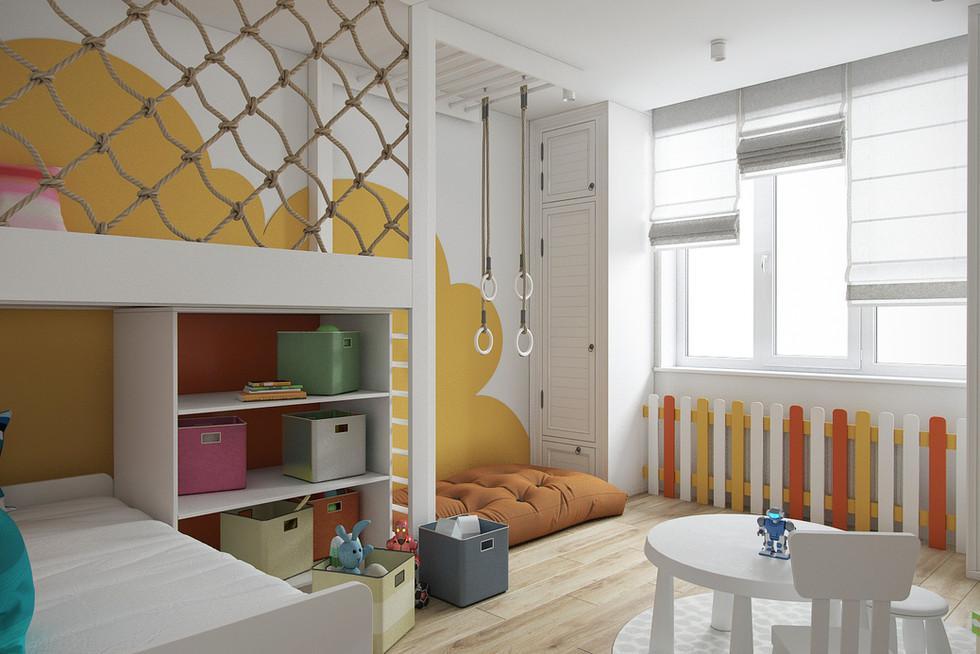 Квартира 106 м.кв., Зеленая Роща