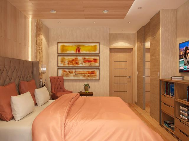 Квартира 102 м.кв., ЖК Мечта