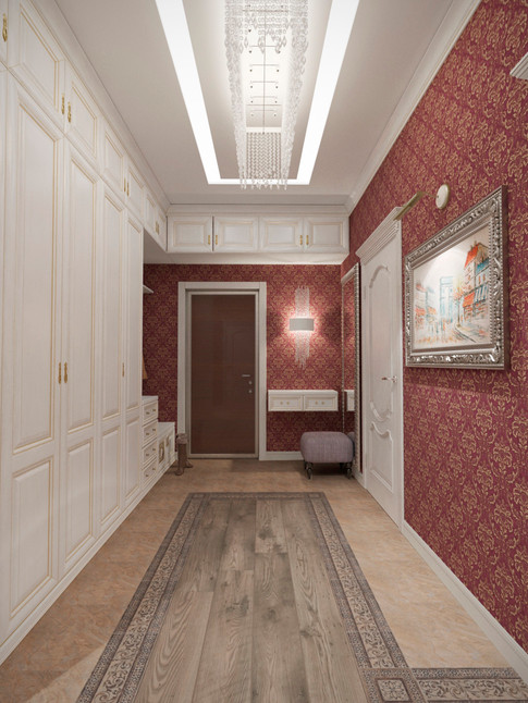 Квартира 96 м.кв. ЖК Квартал Федерация