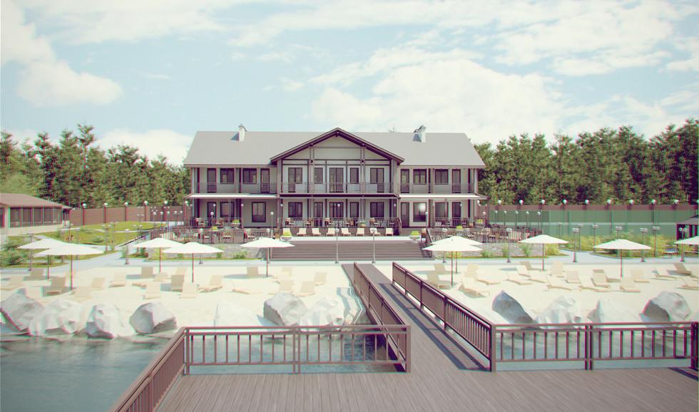 Загородный дом Гринвальд