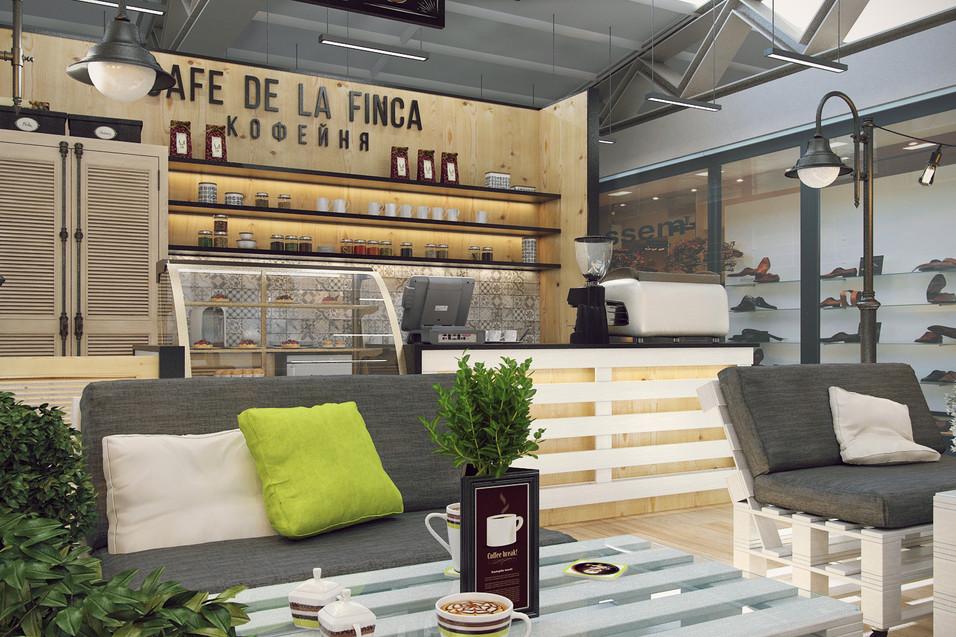 Кофейня Cafe de la Finca