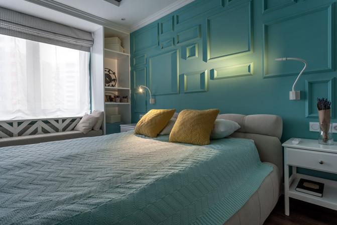 Квартира 83 м.кв. в Академическом