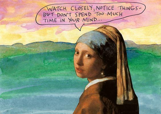 Yakından izleyin, olanları farkedin, ancak çok fazla da kalmayın kafanızda...