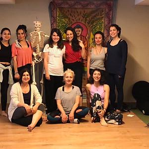 Yin Yoga Uzmanlaşma