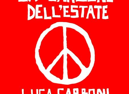 Nuovo tormentone estivo per Luca Carboni