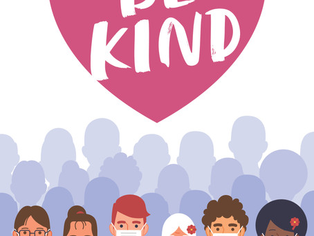 Let's all 'Be Kind' again.