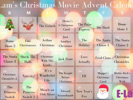 Free Christmas Calendar's
