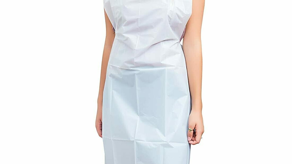 Disposable Aprons On A Roll - Infection Control (200 aprons)