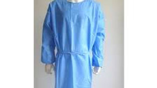 Medical full sleeve gowns