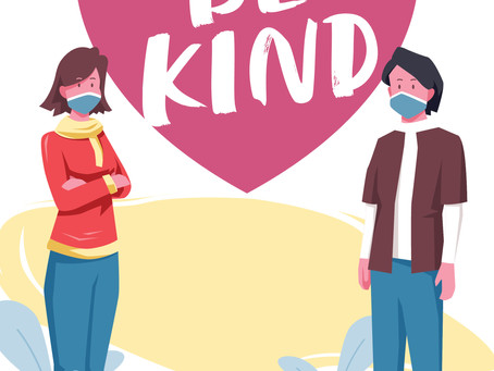 World Kindness Today – Let's all be kind to one another.
