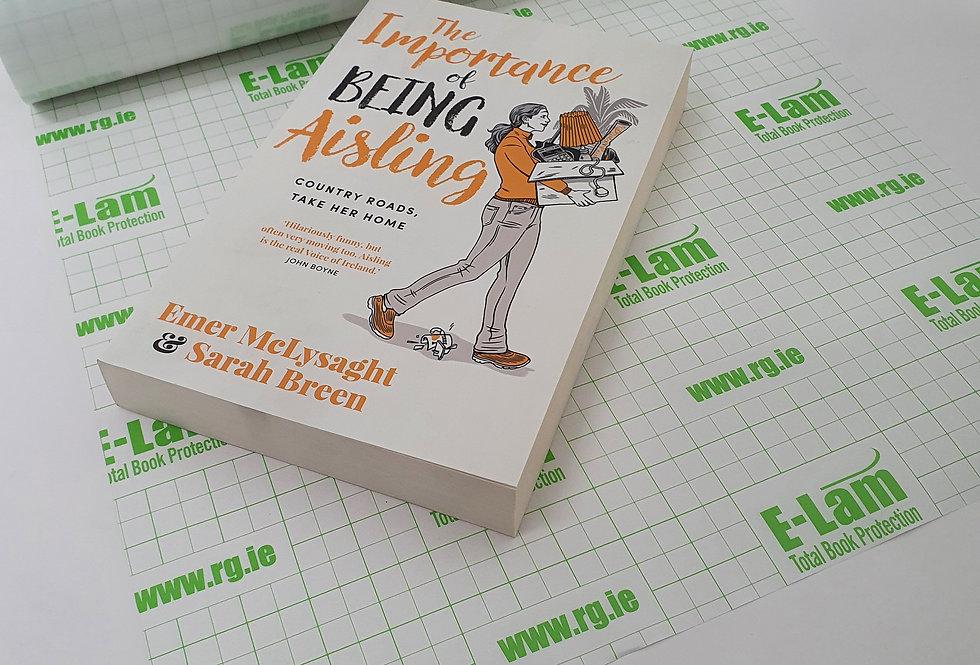 Organic Book Covering Film