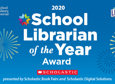 School Librarian of the Year 2020