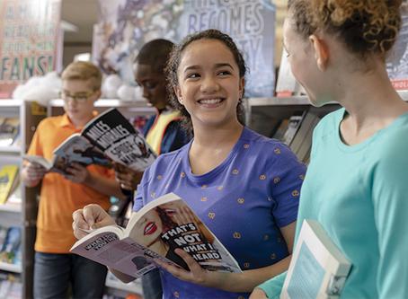 School Book Fairs Bounce Back