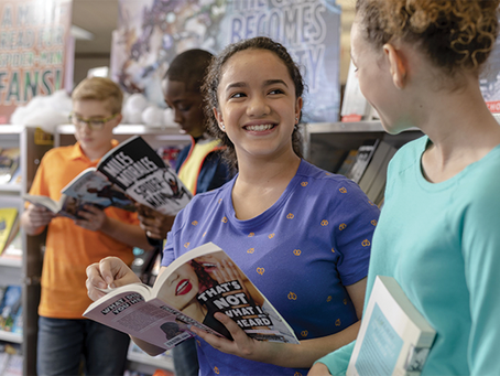 School Book Fairs Bounce Back