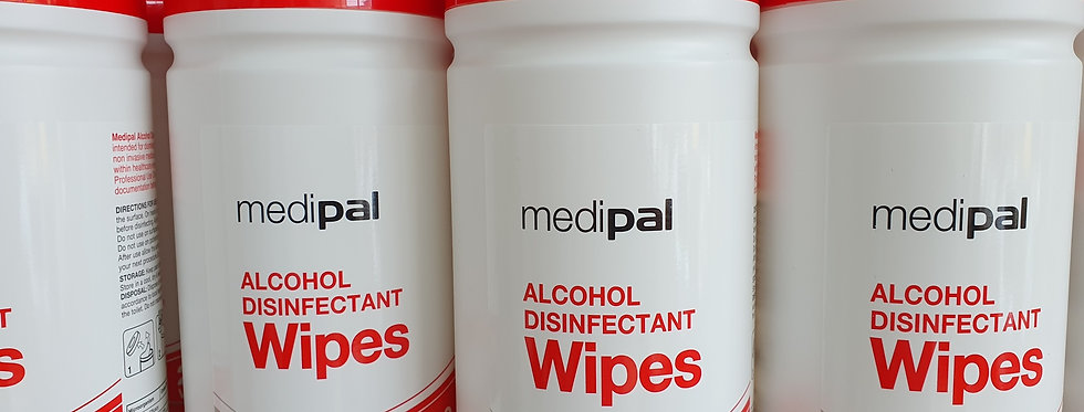 Disinfectant Wipes 200 wipes