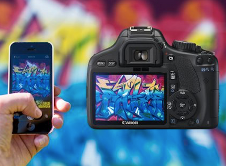 Smart phone cameras are replacing professional cameras? An comparative analysis !