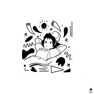   ☁️  Kiki la petite sorcière
